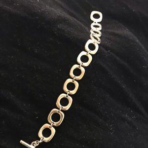 Jewelry - Sterling silver contemporary bracelet